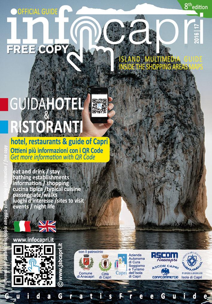 Mappe e Guide di Capri | Info Capri