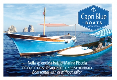 Capri Blue Boats | rent a Boat